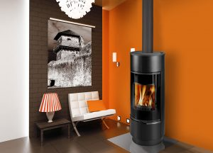ATIKA full Euro Fireplace