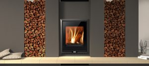 ribe Wood Fired Fireplaces