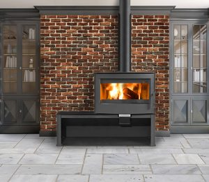 Interier_1 Brick_Shield_lo Euro Fireplace